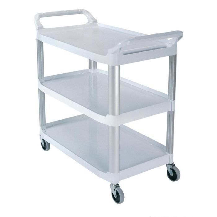 Rubbermaid X-tra Utilitaire Chariot blancF681F681