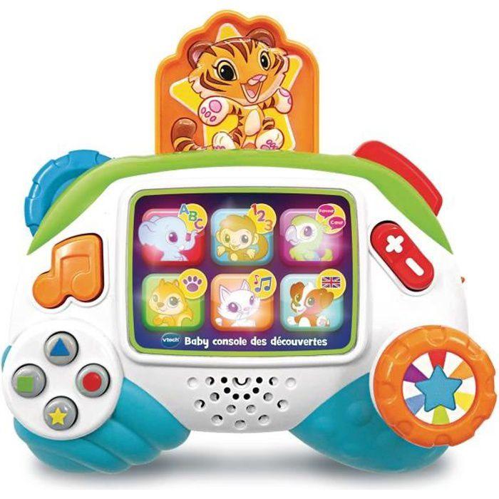 VTECH - 609105 - Baby Console des Découvertes