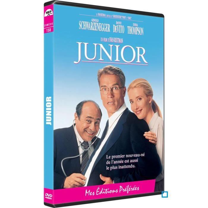 DVD FILM DVD Junior