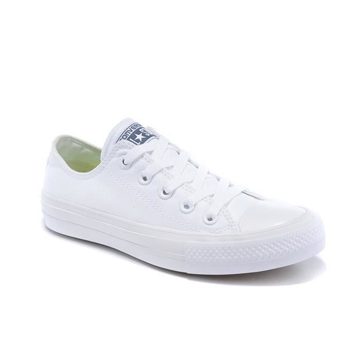 converse femme blanche chuck taylor