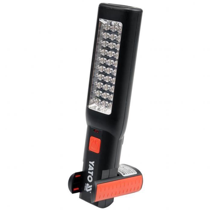 Yato DEL Inspection Lampe Torche Travail éclairage lampe crayon Atelier luminaire