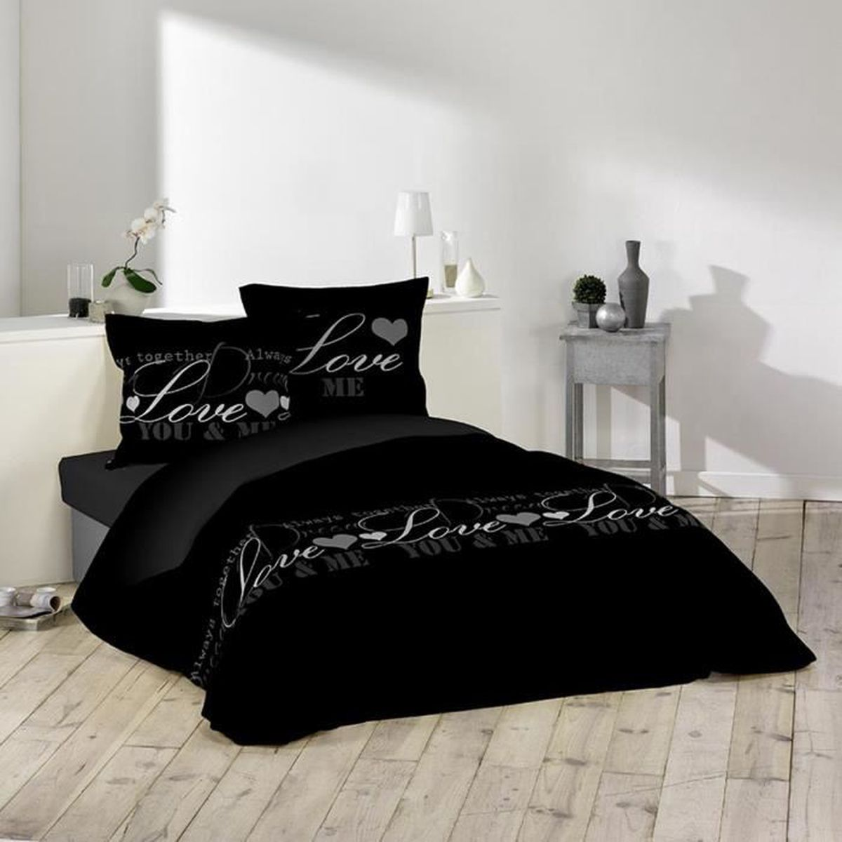 couette 220x240 pas cher housse de couette pas cher. Black Bedroom Furniture Sets. Home Design Ideas