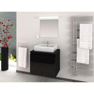 SALLE DE BAIN COMPLETE CINA Ensemble salle de bain simple vasque L 60 cm