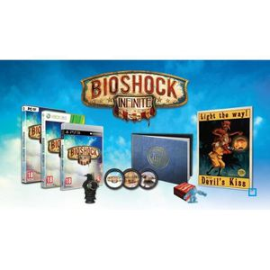 JEU PC BIOSHOCK INFINITE EDITION PREMIUM / PC