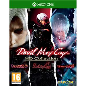 JEU XBOX ONE Devil May Cry HD Collection Jeu Xbox One