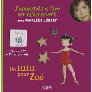 Livre 3-6 ANS Un tutu pour Zoé