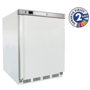 ARMOIRE RÉFRIGÉRÉE Armoire réfrigérée négative - Blanche 200 L - Nose