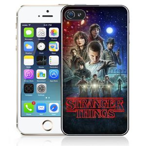 coque iphone 4 4s strangers things poster