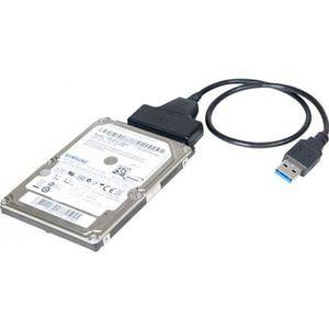 CÂBLE INFORMATIQUE Adaptateur USB 3.0 sata pour SSD - auto alimenté