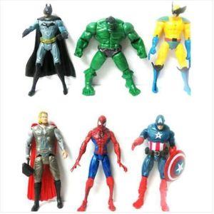 Series 5-Pack de 4-RARE Caractères Neuf Marvel Avengers Mash/'S