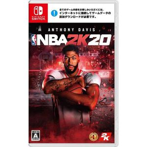 JEU NINTENDO SWITCH 2K GAMES NBA 2K20 For NINTENDO SWITCH REGION FREE