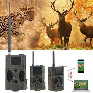 CAMÉRA DE SURVEILLANCE HC-300M Caméra de Chasse GPRS MMS E-Mail pour Obse