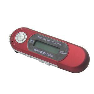 LECTEUR MP3 Lecteur MP3 musique USB 2.0 Flash Player Support S