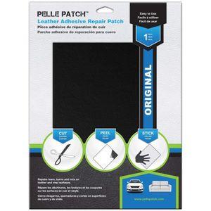 PELLE Pelle Patch - Pièce adhésive de réparation de Cuir