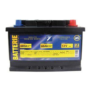 BATTERIE VÉHICULE Batterie 12V 65AH 480A (EN) : Auto7