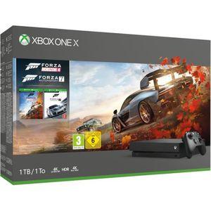 CONSOLE XBOX ONE Xbox One X 1 To Forza Horizon 4 + Forza Motorsport