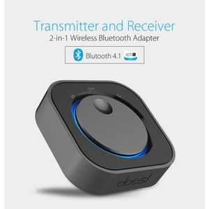 ADAPTATEUR BLUETOOTH Doosl Bluetooth V4.1 2 en 1 transmetteur audio réc