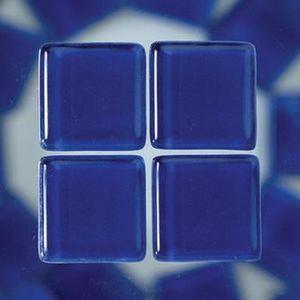 Tesselle Mosaique Cailloux en verre, 2 0 x 20 mm, 200 g, en