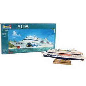 MAQUETTE DE BATEAU REVELL Model-Set AIDA - Maquette bateau - Echelle