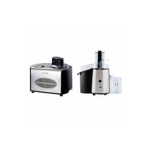 SORBETIÈRE H.KOENIG Turbine à glace HF250 et centrifugeuse GS