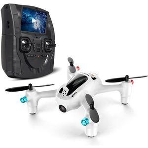 DRONE HUBSAN H107D+ FPV X4 PLUS Mini Drone - Caméra HD i