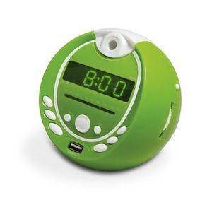 Radio réveil Metronic 477017 Gulli Radio-Réveil Enfant  MP3 USB