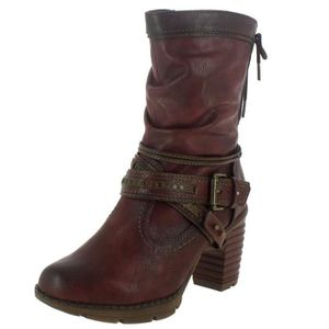Graphite 502 Bottines femme 502 1332 1332 mustang boots mwn0N8