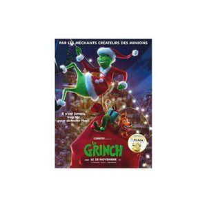 BLU-RAY FILM Le Grinch [Combo Blu-Ray, Blu-Ray 4K]