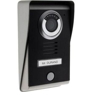 INTERPHONE - VISIOPHONE Platine de rue Access pour portier vidéo à compose