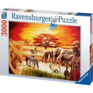 PUZZLE Puzzle 3000 pcs Fierté Du Massai