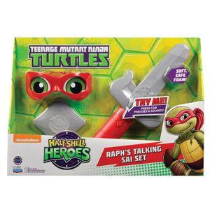 FIGURINE - PERSONNAGE Teenage Mutant Ninja Turtles Raph Half-shell Heroe