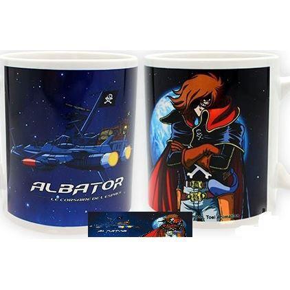 ALBATOR - Mug - 320 ml - Albator Atlantis