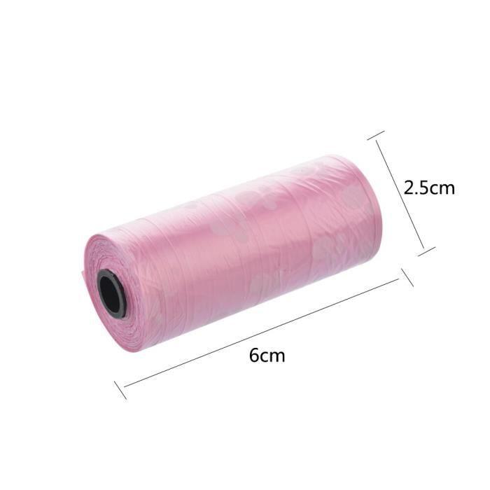 Sac de proprete excrements,1 pièces distributeur de sac de merde pour chien pratique distributeurs de sac à ordures - G202035D #C