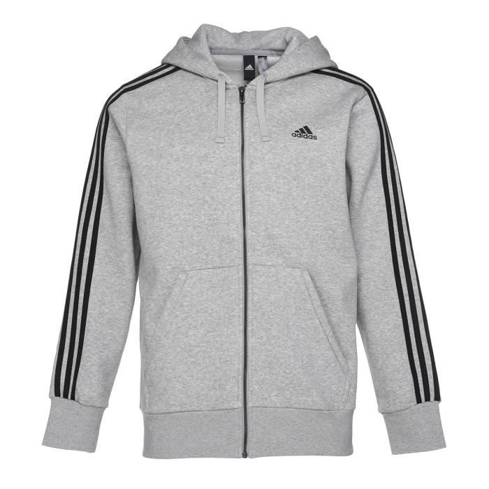 ADIDAS ORIGINALS Sweat à capuche - Homme - Gris