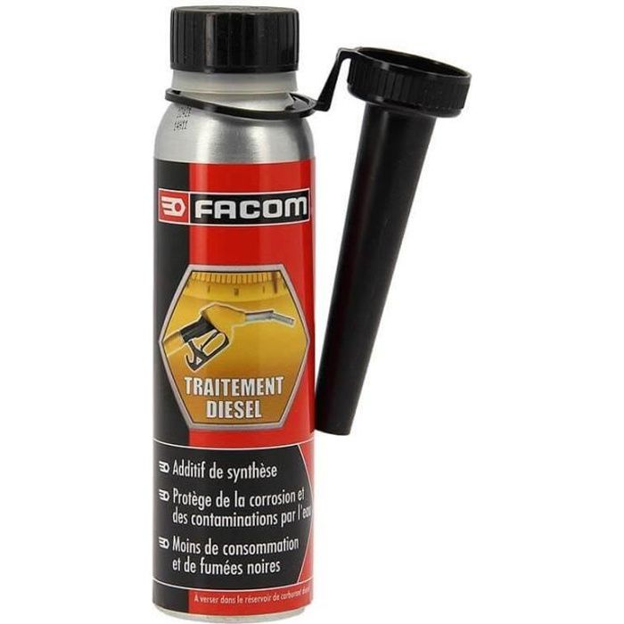 FACOM Additif de synthèse diesel - 200 ml