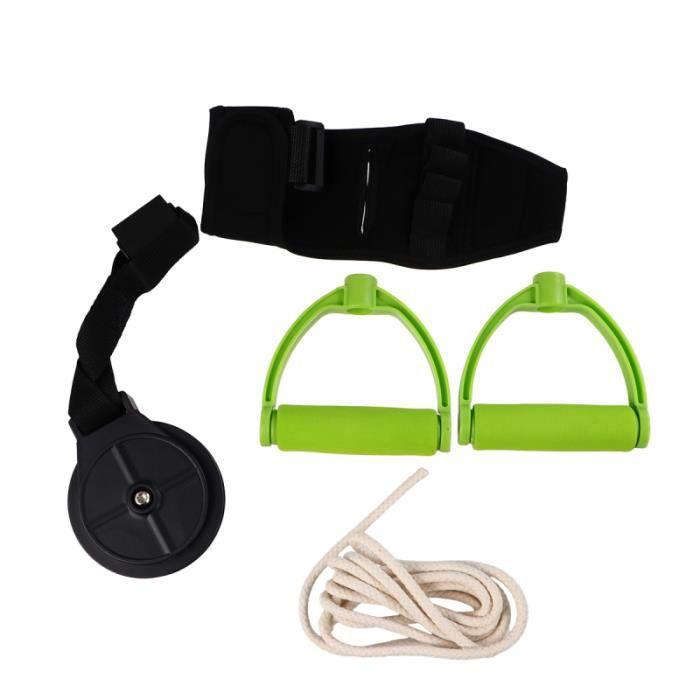 1 équipement de formation de course Pc rééducation cervicale anneau de poulie des membres MEDECINE -ON DE MUSCULATION