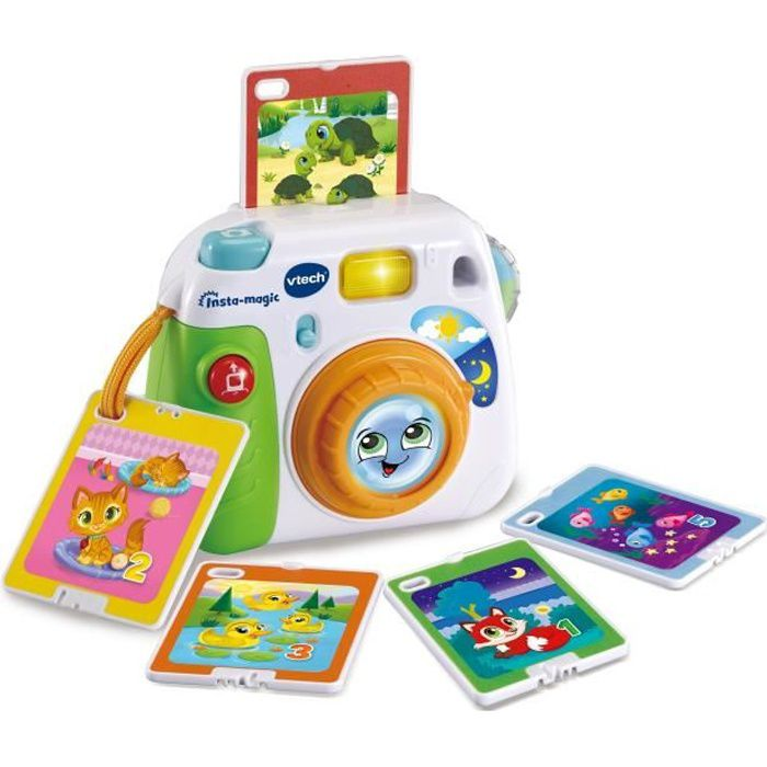 Vtech Baby - Appareil photo Insta-Magic - 12 - 36 mois