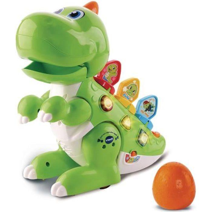 VTECH - Codi Mon Robot-Dino Rigolo vert - 2 - 5 ans