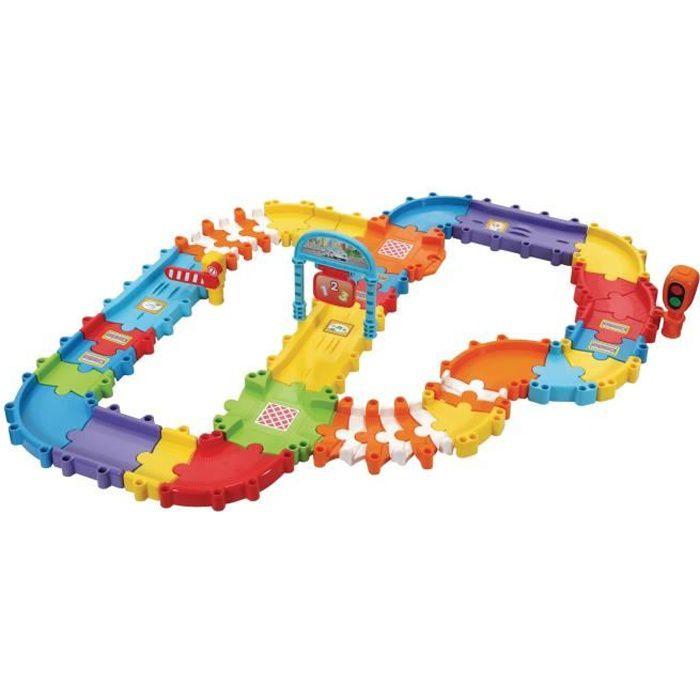 VTECH - TUT TUT BOLIDES - Super Pack Multipistes Twist
