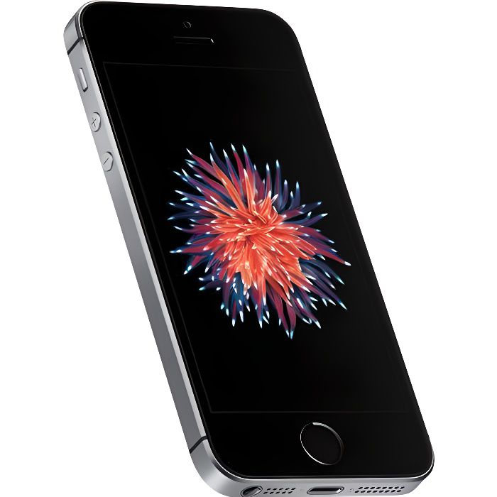 apple iphone se 4g 64gb space gray de achat smartphone. Black Bedroom Furniture Sets. Home Design Ideas