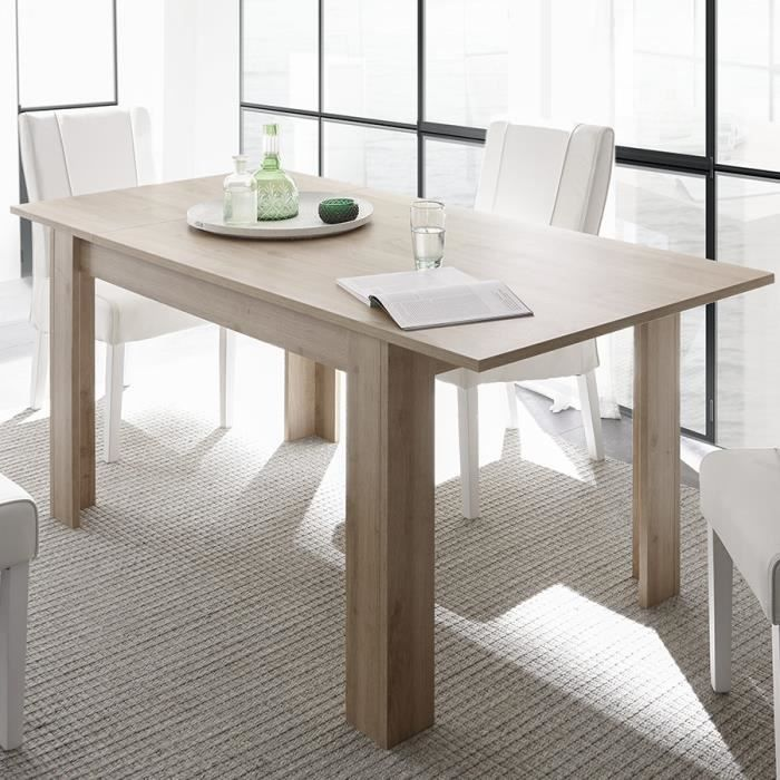 Vente Clair Pas Extensible A Cher Table Chene Manger Achat 7Yybgvf6