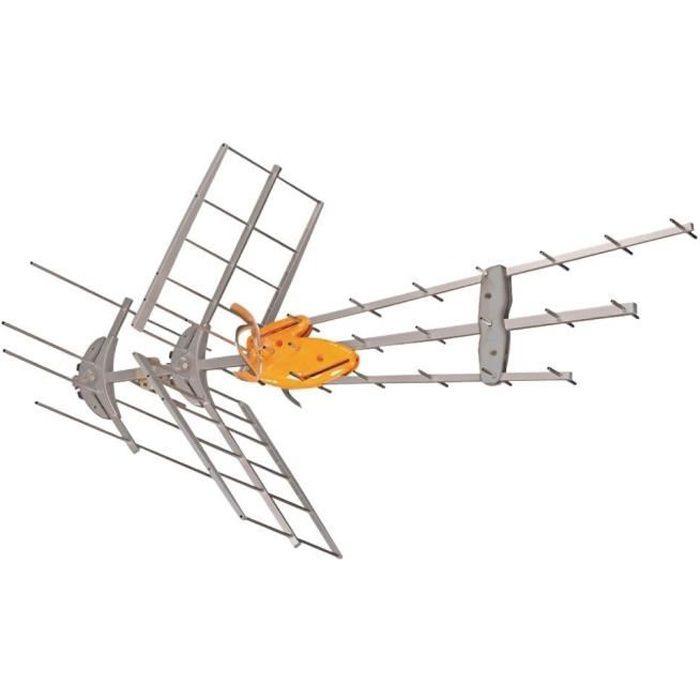 ANTENNE RATEAU Le système BOSS Tech, présent dans l'antenne DATBO