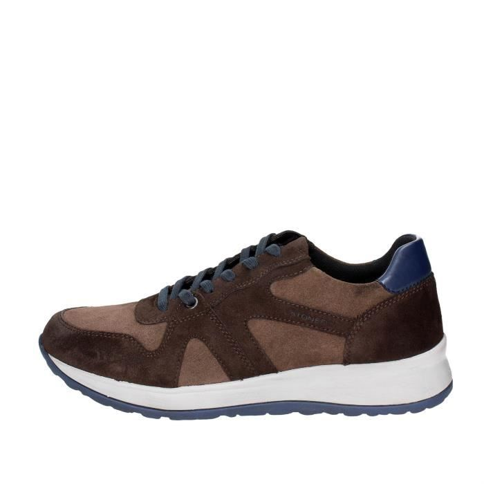 Stonefly Sneakers Homme Marron, 43