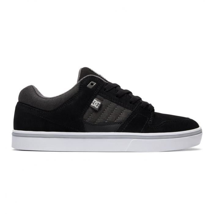Chaussures DC Course 2 Se Black Grey Black Xksk