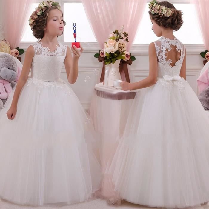 Robe Tulle Fille Achat Vente Pas Cher