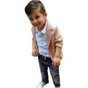 Baby Boy 100/% coton mignon sans manches Dormir Costume poche en bleu foncé 0-3 3-6 6-9