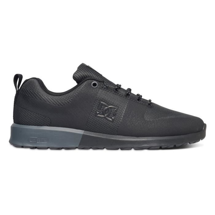 NOIR R Chaussure Lite SHOES Taille Homme DC 41 Lynx 6gtwx8