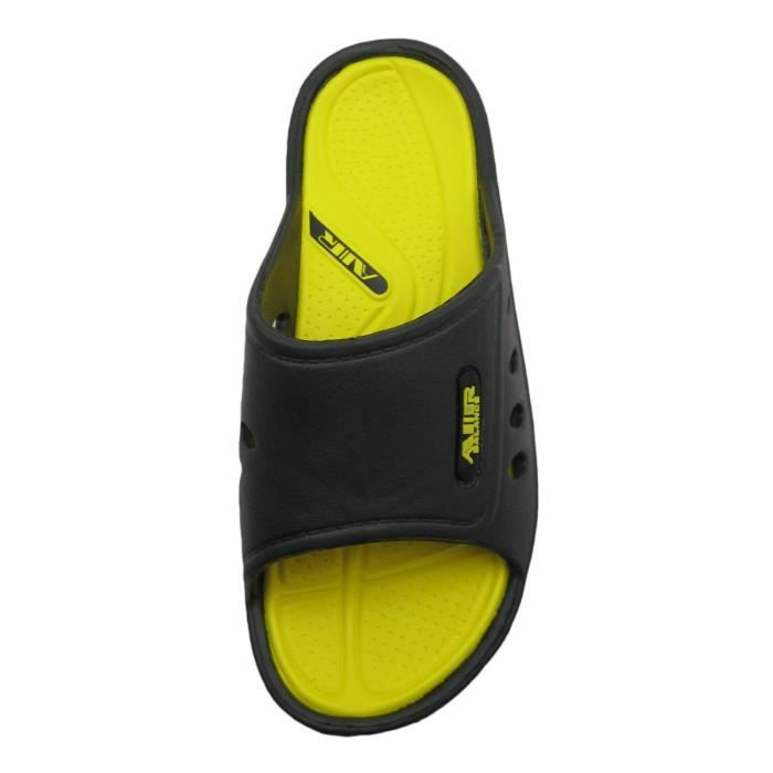 Air Light & Comfortable Men's Classy Shower Beach Sandal Slippers PXGQF Taille-39