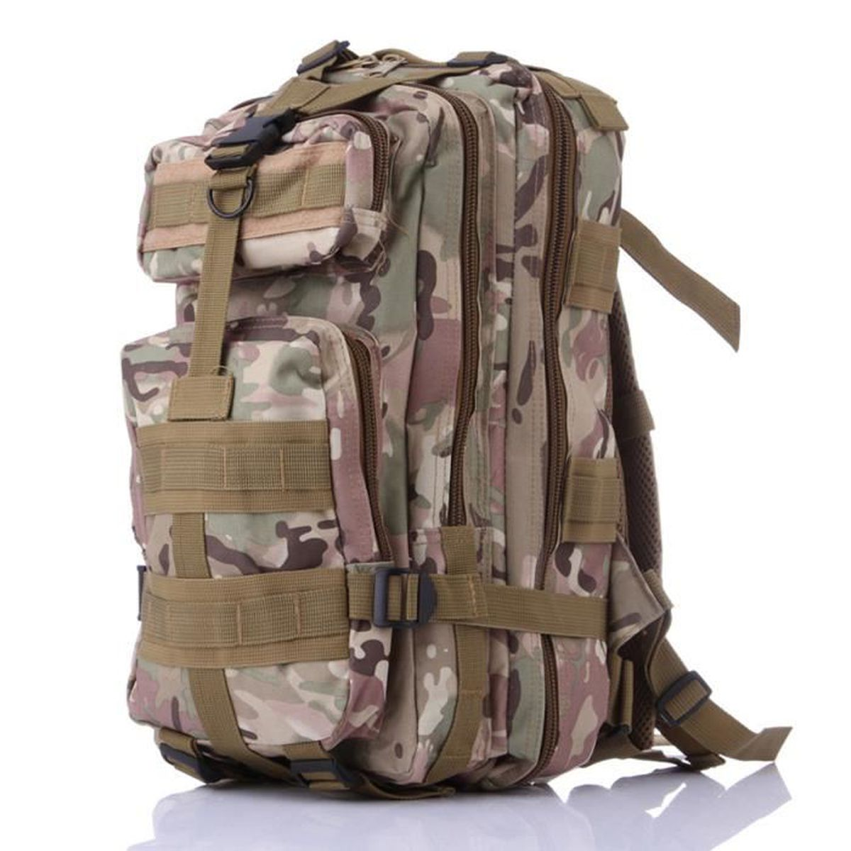 sac dos militaire camouflage pour camping voyage randonn e alpinisme tanche 3p tactique sac. Black Bedroom Furniture Sets. Home Design Ideas