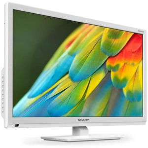 SHARP LC-24CHF4011EW TV LED HD 60 cm (24\